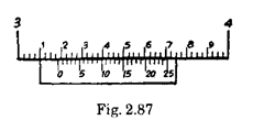 Type B Vernier Caliper