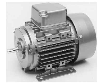 Specific loadings and specific output motors and drives for Totally enclosed fan cooled motor