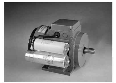 Single phase induction motors motors and drives for Single phase motor drive