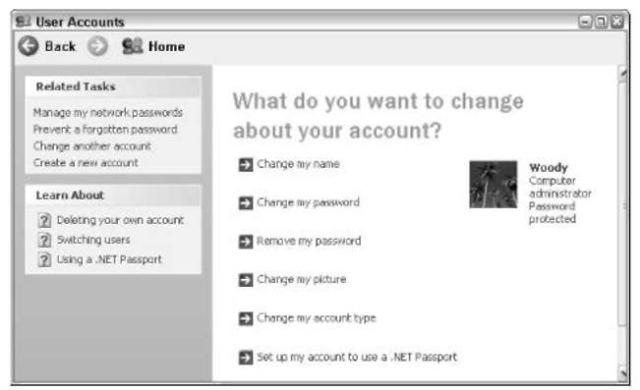 Start the Password Reset Disk Wizard here.