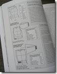 Instruktioner för mönsterkonstruktion ur Designing Knitwear