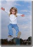 Sarah's Big Jump