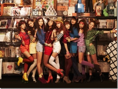 snsd-second-album