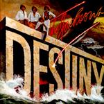 "pochette albun the jacksons ""destiny"""