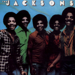 "pochette albun the jacksons ""teh jacksons"""
