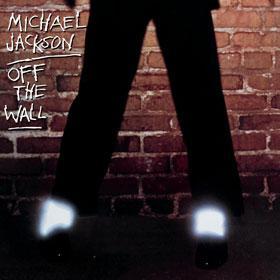 POCHETTE ALBUM MICHAEL JCKSON 3OFF THE WALL3