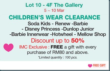 Malaysia_Sale_isetan-children-clearance