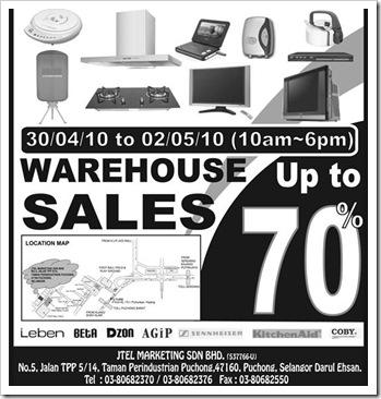 jtel-warehouse-sale
