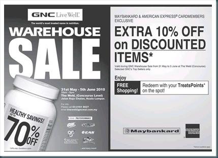 gnc-warehouse-sale