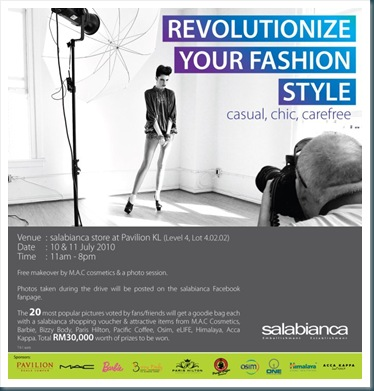 Salabianca - Revolutionize Your Fashion Style!