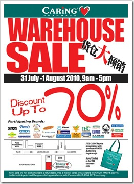 Caring_Warehouse_Sale