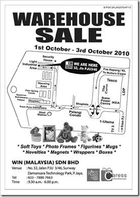 russ-caress-warehouse-sale