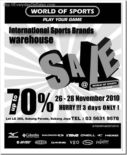 World_of_Sports_Sale