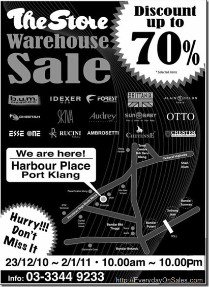 The-store-warehouse-sale