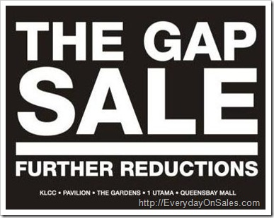 GAP Sale Further Reductions-2