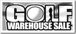 Golf-Warehouse-Sale