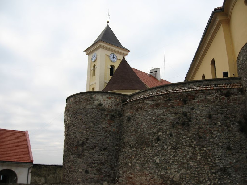 Mukachevo Castle Palanok