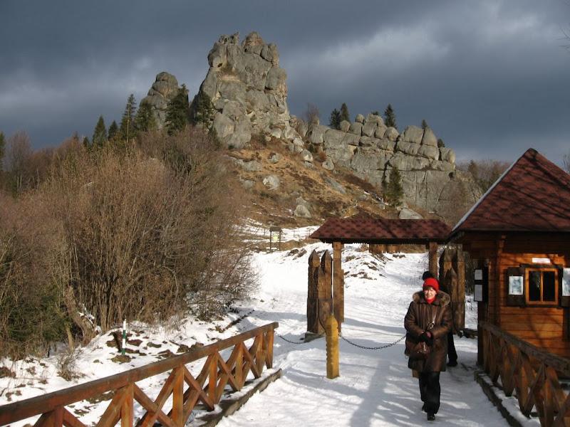 Fortress Tustan