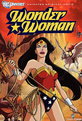 Poster de La mujer maravilla