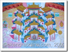 buddhist art work: click to zoom, new window