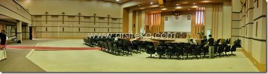 Eksisting2 - Arsiteka (Ruang Sidang Paripurna DPRD Kabupaten Malang)