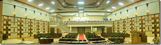 Finish4 - Arsiteka (Ruang Sidang Paripurna DPRD Kabupaten Malang)