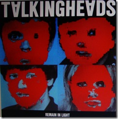 Talking Heads .