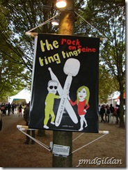 The Ting Tings, Rock En Seine 2010