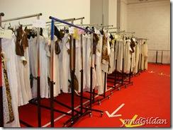 Costumes soldats AIDA, Stade De France