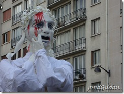 Paris le 16 Oct 10