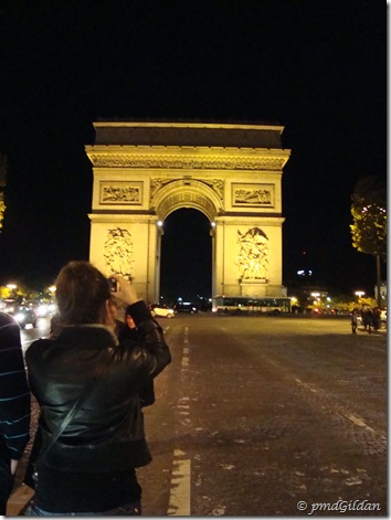 Paris, Les Champs Élysées