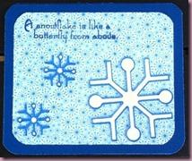 Snowflake Card (2)