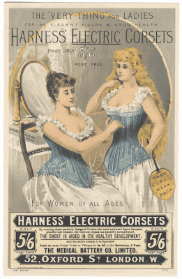 electriccorset Electric Corsets: The Very Thing for the Ladies