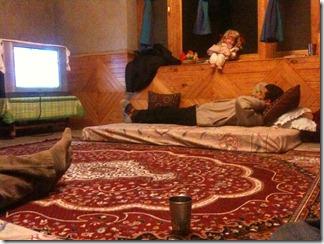 Manali - 21 - Bhagtu's lounge