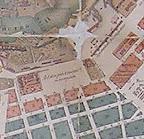 Адмиралтейская площадь (с плана г. Николаева ІІ пол. ХІХ в.)