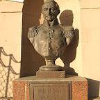 Бюст Деволану в Одессе