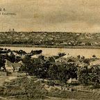 Вид на Ольвиополь со стороны Голты. С открытки нач. ХХ в.