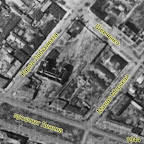 Район г. Николаева, где, предположительно, находилась крепость