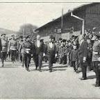 Император Николай ІІ на судостроительном заводе в Николаеве