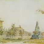 Площадь в Херсоне 1796 г.