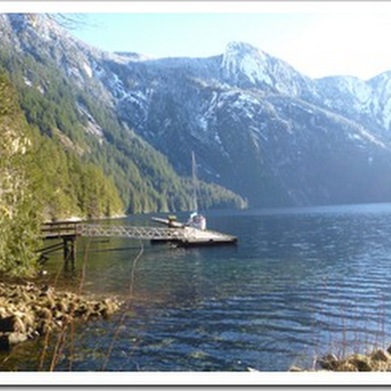 Logbook: Princess Louisa Inlet