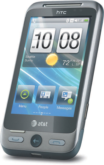 HTC Freestyle, fake smart phone, BREW operating system, slow