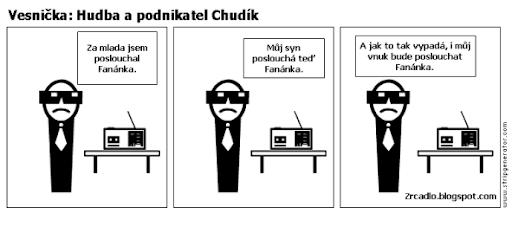 Současná česká hudba: bída. Proč?