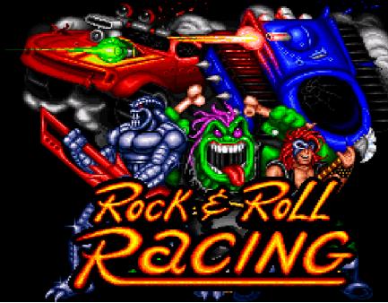 Rock N' Roll Racing - ilustrační foto