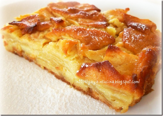 Bolzano Apple Cake