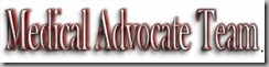 Medical Advocate sign