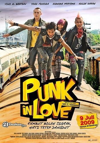 Download film Indonesia Punk in Love gratis