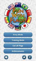 Screenshot of Fun With Flags!