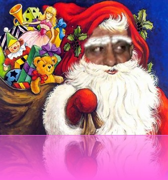 Santa-Claus-christmas- neeraj ji