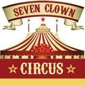 seven clown